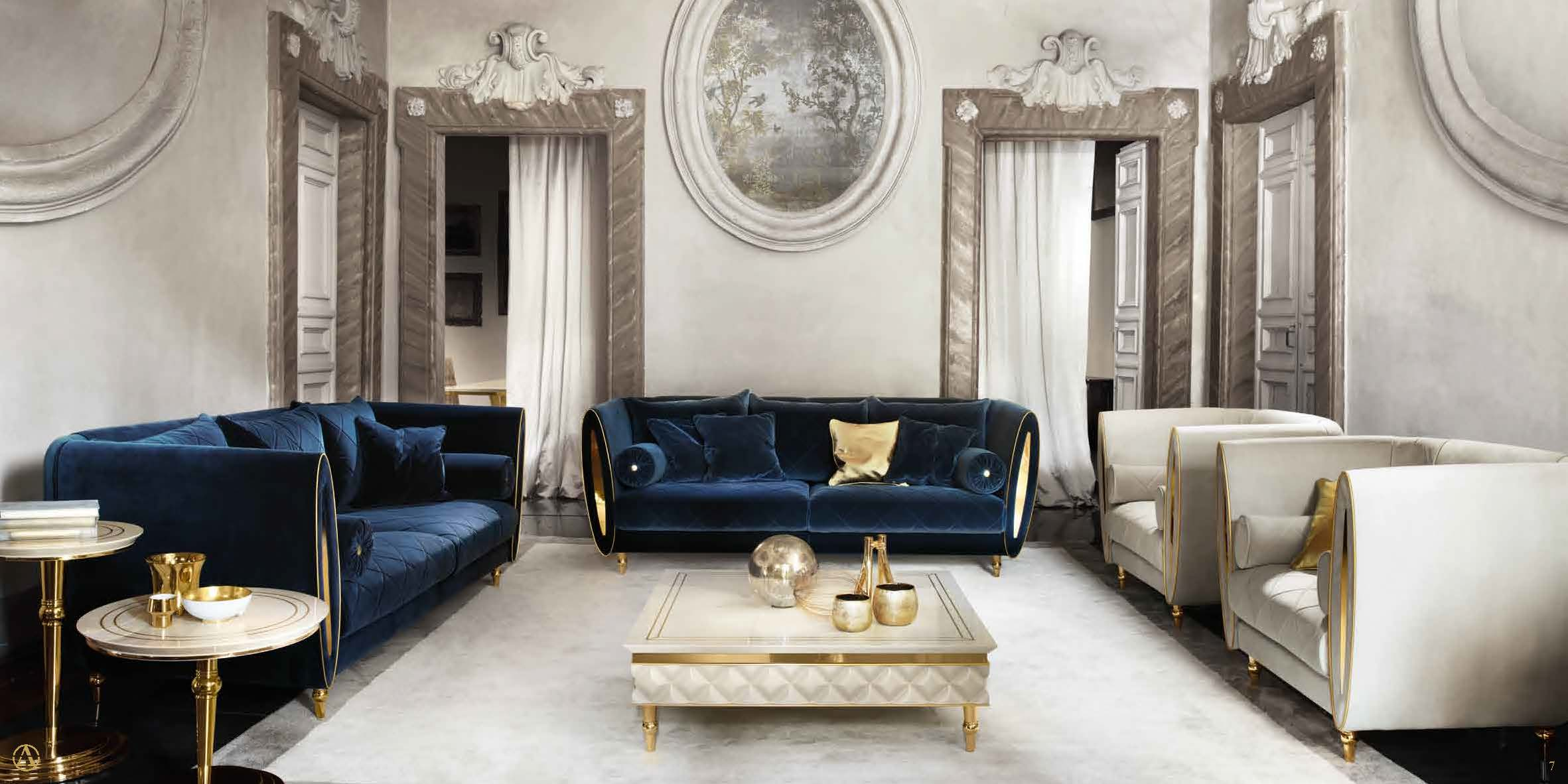 Adora, Arredoclassic Living Room, Italy, Collections