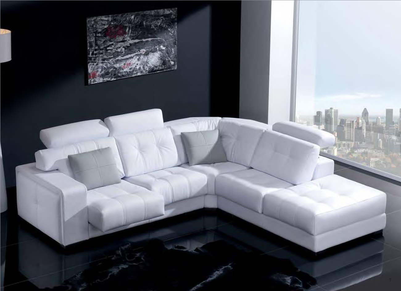 Hermes vym modern living room spain collections for Modern living room furniture nj