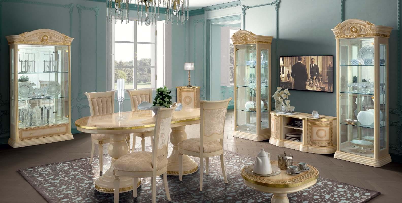 formal living room furniture. Aida Dining. Dining Room Furniture Classic Formal Living H