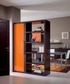 Collections Linea Hall Units, Italy Brooklyn Room Divider Composition D