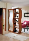 Collections Linea Hall Units, Italy Xeno Room Divider Composition C