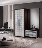 Collections Linea Hall Units, Italy Brooklyn Room Divider Compositon N