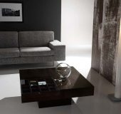 Collections Linea Hall Units, Italy Coffee Table Model 6174W