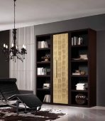 Collections Linea Hall Units, Italy Brooklyn Room Divider Composition B
