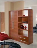 Collections Linea Hall Units, Italy Brooklyn Room Divider Composition F