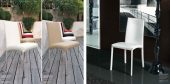 Collections Unico Tables and Chairs, Italy DUNA CHAIRS