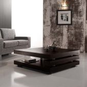 Collections Linea Hall Units, Italy Coffee Table Model 6117W